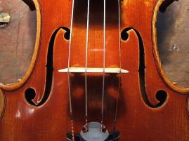 Grand 1844 Violine Geige restauration geigenbau reparatur