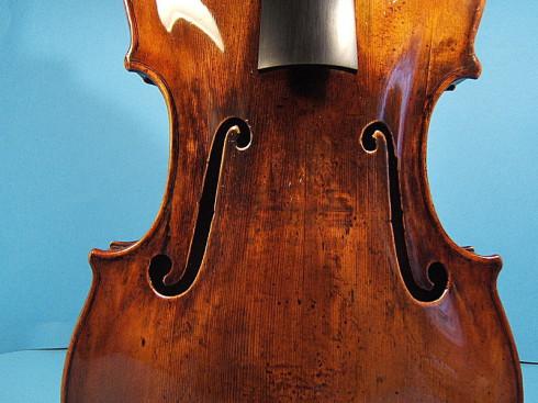 Füssener Viola Restauration Streichinstrumente