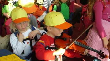kinder, violine, geigenbau